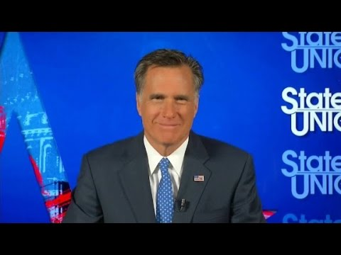 Gov. Mitt Romney on State of the Union: Full Interview