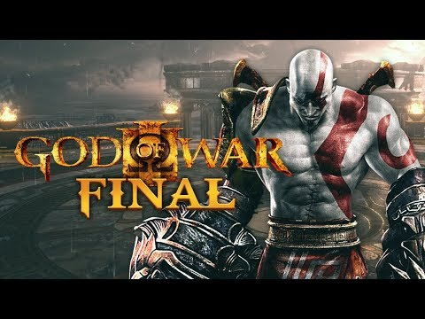 God Of War 3 PS4 FINAL (Adiós Kratos)