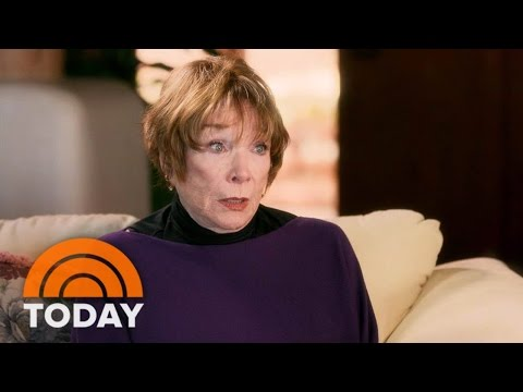 Legendary Actress Shirley MacLaine: 'Life Is Just One Big Performance'  TODAY