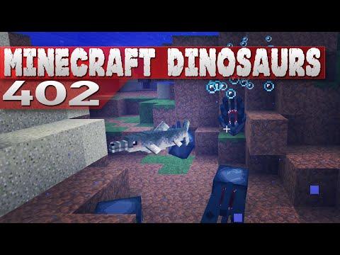 Minecraft Dinosaurs! || 402 || Ichthyosaurus Baby