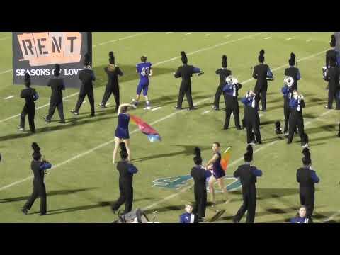 092719 Rehobeth High School Band