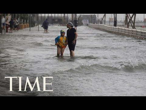 Typhoon Mangkhut Barrels Toward China After Lashing The Nort