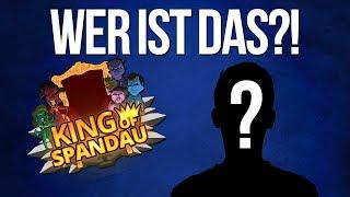 Wer zum F*ck ist das?!   King of Spandau 4 Game 1