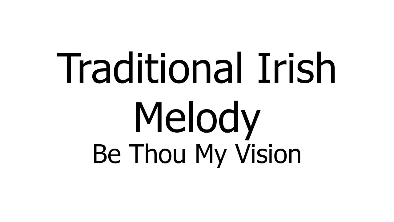 Traditional Irish Melody