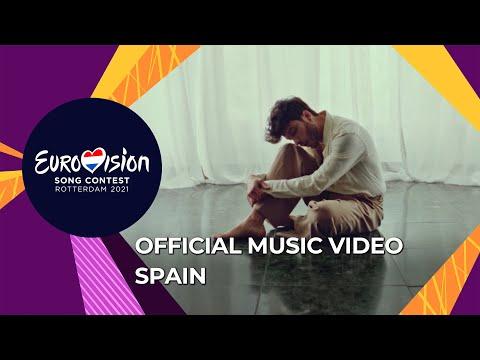 Blas Cantó - Voy A Quedarme - Spain 🇪🇸 - Official Music Video - Eurovision 2021