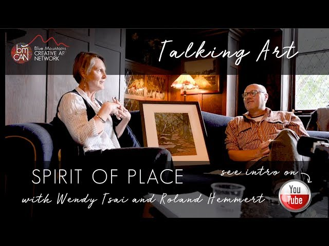 Talking Art | Podcast 04 RolandHemmert 'Spirit of Place'