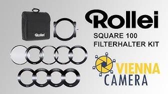 Arbeiten mit dem Rollei Filterhalter | Vienna Camera
