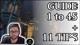 Bless Online Leveling Guide 1 to 45