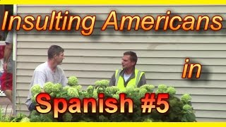 Here's the link to all of my Spanish speaking videos: https://www.y...
