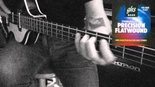 GHS Strings - Precision Flatwound Bass Strings