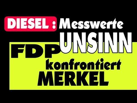 Merkel : Warum messen wir nicht wie alle anderen Länder ? Merkelbefragung + Satire