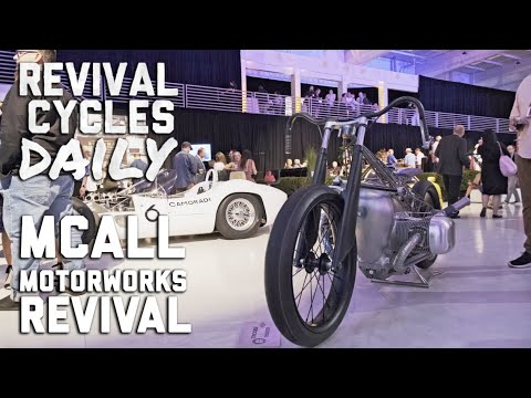 Revival Birdcage BMW R18 at McCalls Motorworks Revival //Revival Daily 95