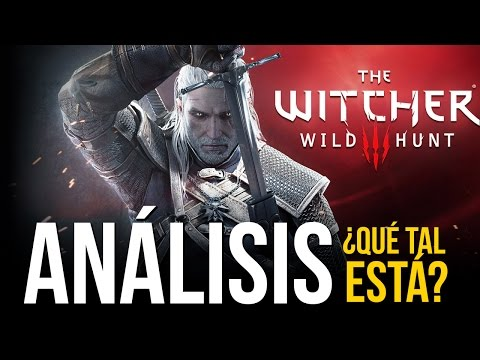 The Witcher 3 Wild Hunt - ANÁLISIS