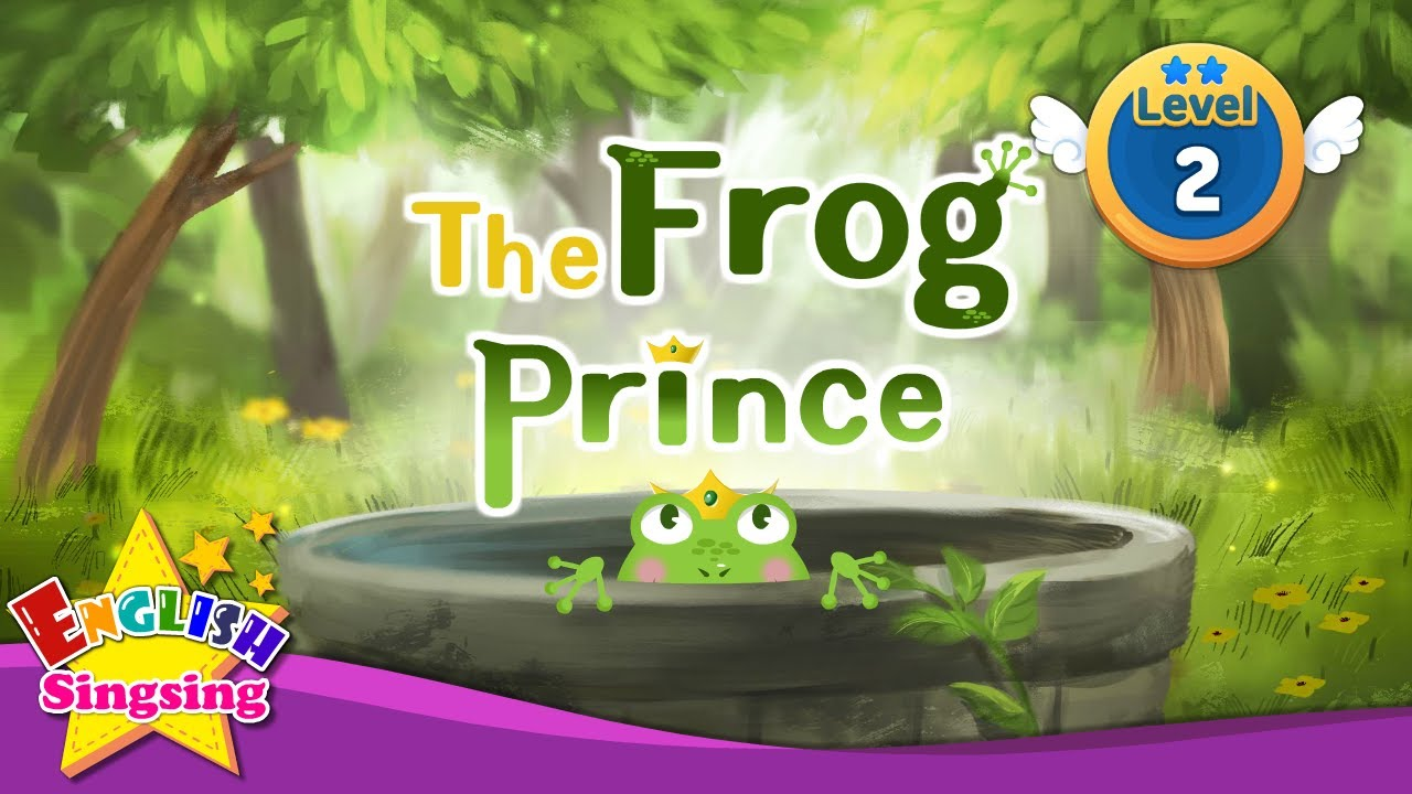 The Frog Prince - Fairy tale - English Stories