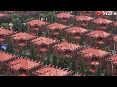 Деревня миллионеров в Китае. Как живут самые богатые селяне в мире?