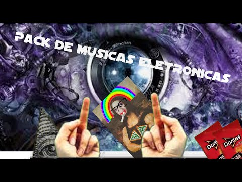 #1 Pack De Musicas Eletronicas (Top Bass,Pop,Electro Sond)(DOWNLOAD MEGA)
