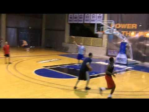 2011 NBA Draft: Alec Burks, Kawhi Leonard, and Malcolm Lee preparing for NBA Combine