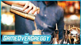 Bartending w/Erick Castro- The GameOverGreggy Show Ep. 206 (Pt. 4)
