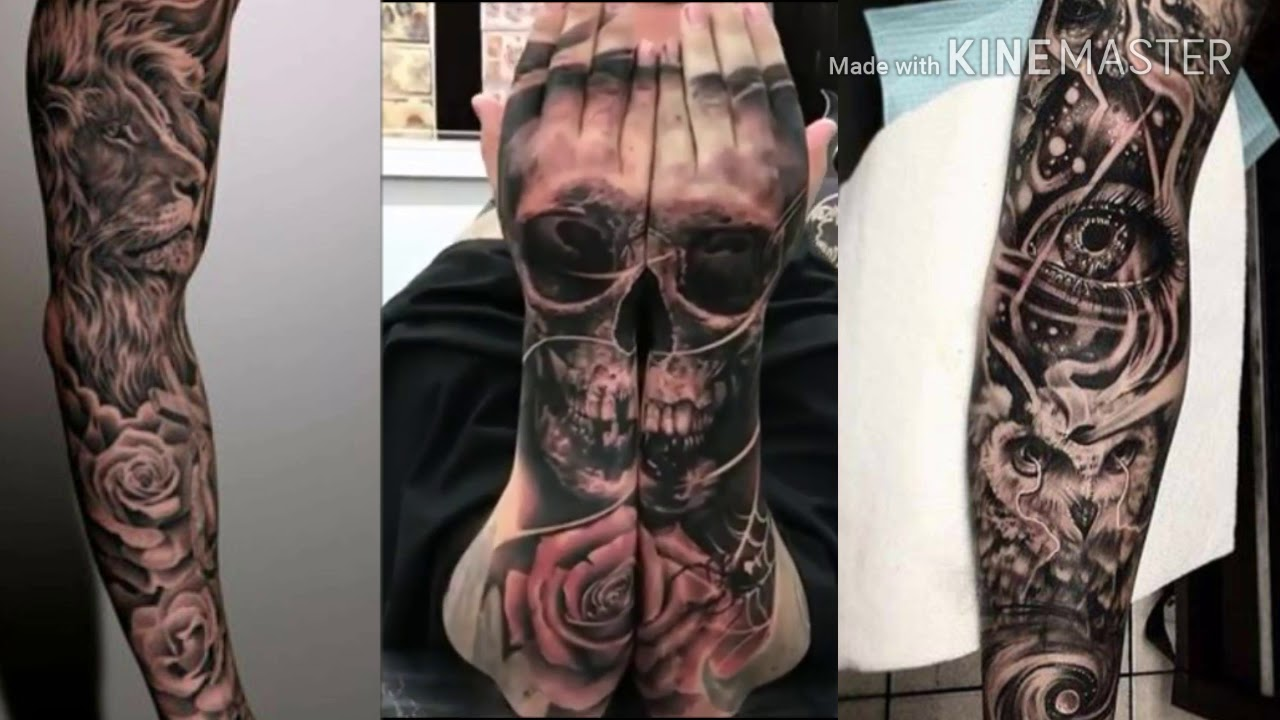 Los Tatuajes Mas Chidos De Mundo Youtube