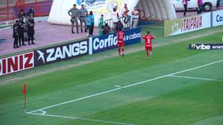 Vila Nova vence o Internacional no Estádio Serra Dourada pelo Brasileirão