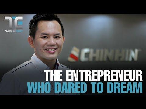 TALKING EDGE:The entrepreneur who dared to dream