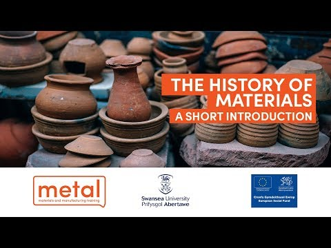 History Of Materials