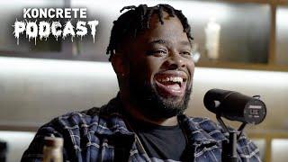Racist or Funny | David Lucas | KONCRETE Podcast #77