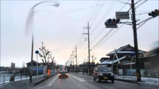都市計画道路本堅田真野線改良事業