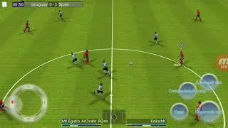 Уругвай Испания 0 6 Раунд 5 Разгром