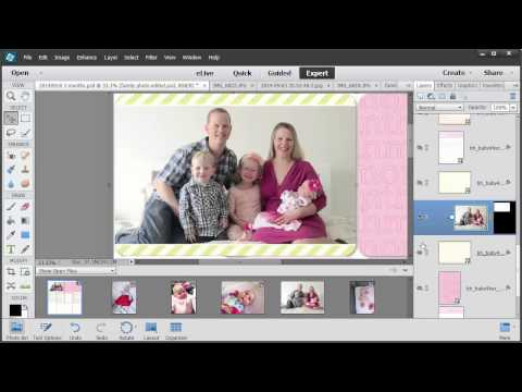 Digital Project Life without Templates: Process Video