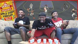Park Challenge: If Your Man Scores, You Get Hurt! (NBA 2K19 Park)