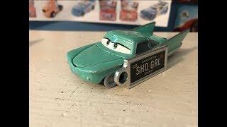 Disney Cars Precision Series Flo Review
