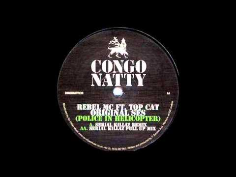 Rebel MC Ft. Top Cat - Original Ses (Serial Killaz VIP Mix)
