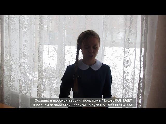 Изображение предпросмотра прочтения – ЮлияБелозерцева читает произведение «Россия ( Опять,как в годы...)» А.А.Блока