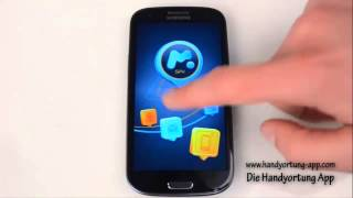 Android Handyortung - Installation