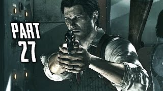 The Evil Within Walkthrough Gameplay Part 27 - Reunion (PS4)