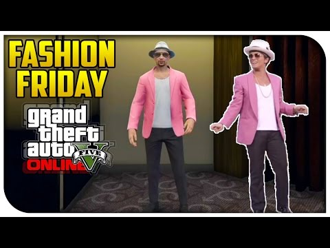 Gta 5 Online Fashion Friday Uptown Funk Heavy Commando John Wick Gta V Putlocker