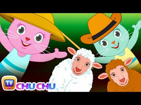 Baa Baa Black Sheep (SINGLE)   Nursery Rhymes by Cutians   ChuChu TV Kids Songs