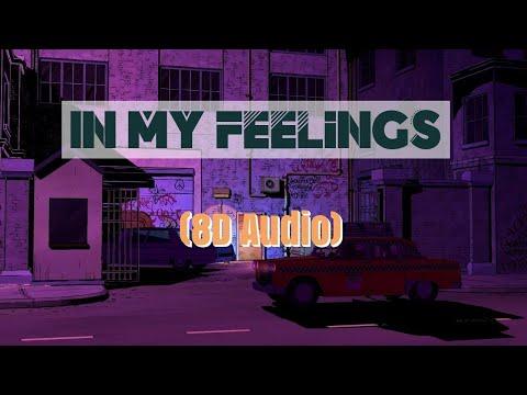 Lana Del Rey - In My Feelings (8D Audio)