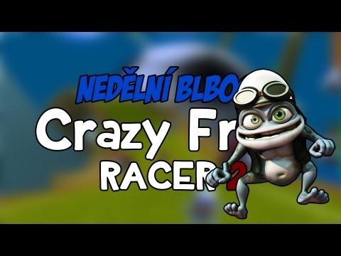 Český GamePlay | Nedělní Blbosti | Crazy Frog Racer 2 | Štramák v Bazéně | HD - 720p