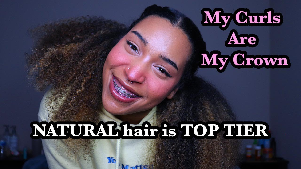 Black hair IS NOT a TREND! | Let's discuss everything to do with natural hair #blackhistorymonth