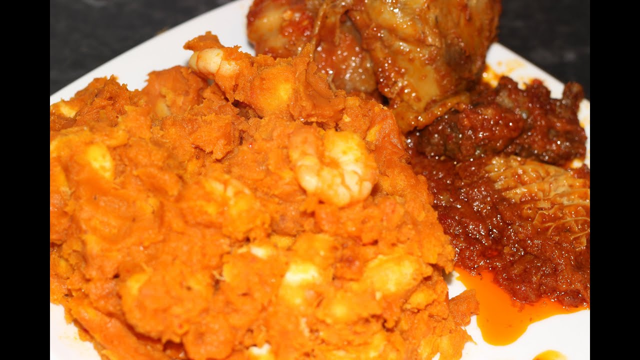 Image result for yam porridge