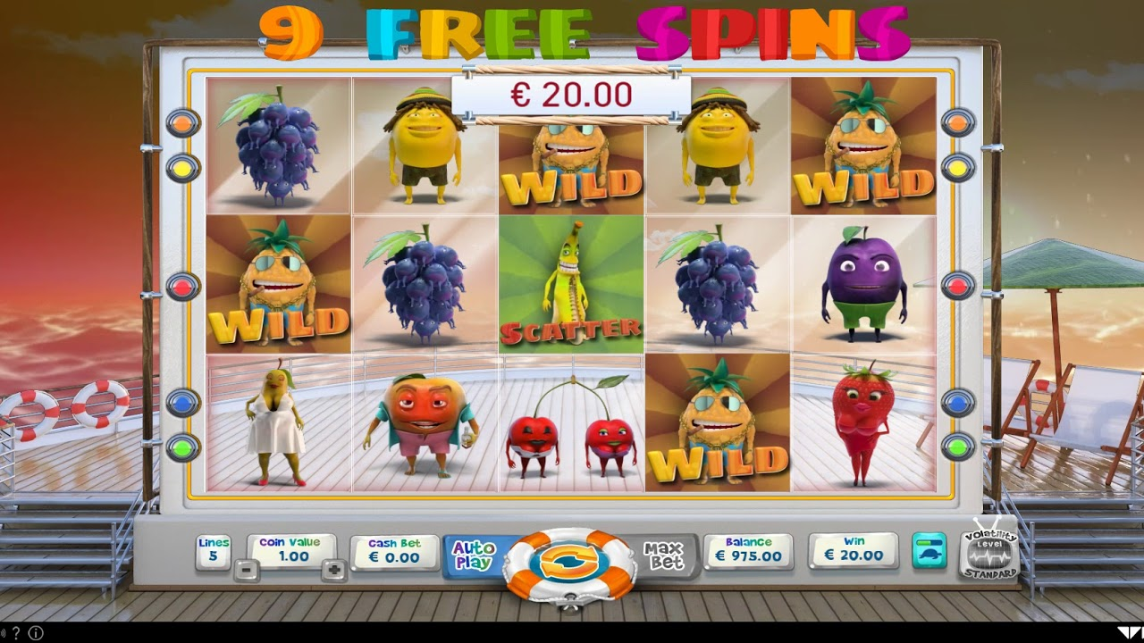 Spiele Fruits Go Bananas - Video Slots Online