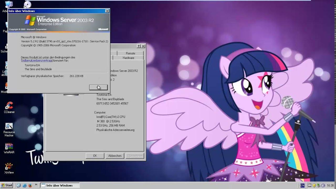 MultiBoot DVD9 ENG - Installation Part7 - All Windows Server 2003 SP2 R2
