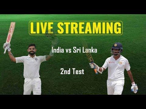 Sri Lanka vs India, 2nd Test, Live score Aug 03-Aug 2017