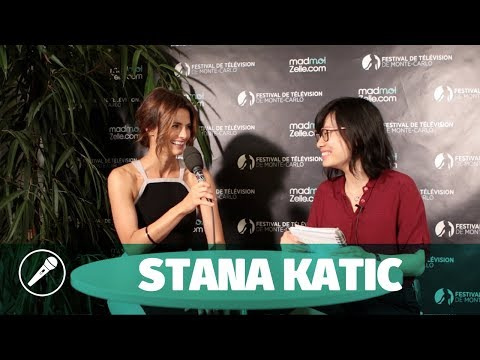 Interview Stana Katic — Absentia