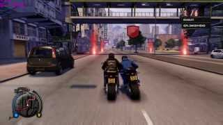 Sleeping Dogs / Motorcycle Racing / A Class / 1100 NA-R / Extreme Graphics Settings