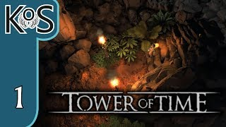 Tower Of Time Ep 1: THE GRAND STORY BEGINS! - Tactical RPG, Lore - Let