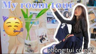 My room tour | Phòng của tui đây rồi 🥳 | Quỳnh Anh Official