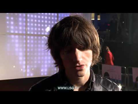 Alex Turner (Arctic Monkeys) Interview - Submarine Soundtrack - UK Premiere